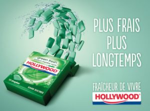 Hollywood Chewing-Gum
